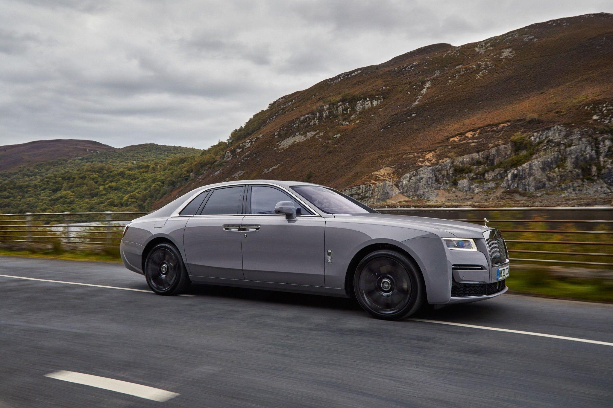 2020 Rolls Royce Ghost