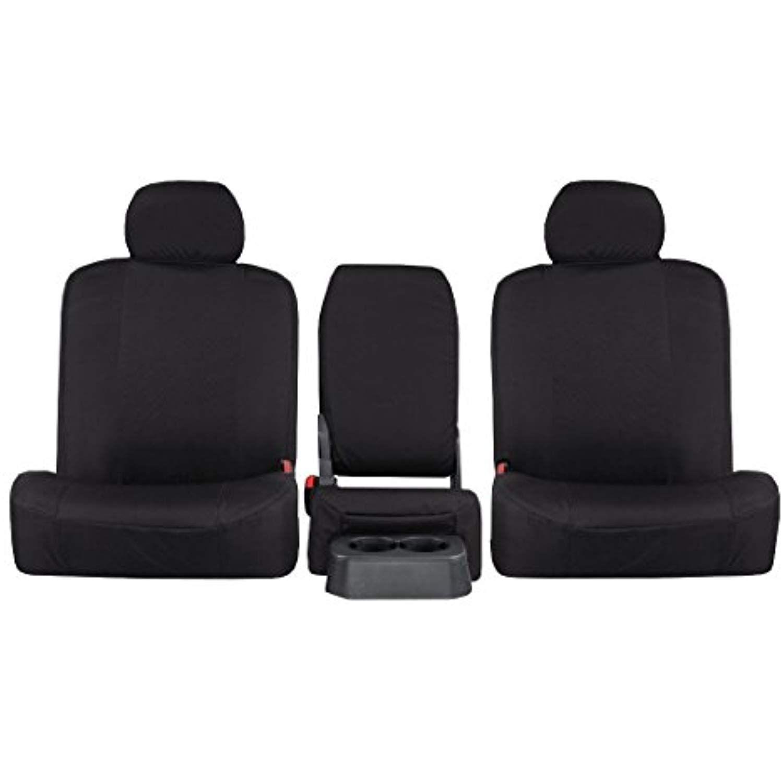 THIRD ROW SEAT: ShearComfort Custom Atomic Pro-Tect Seat