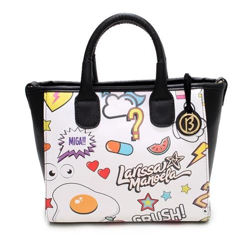 Bolsa Estampada Larissa Manoela 10468909.   Bag it   Bags, Purses ... e7af1e6e91