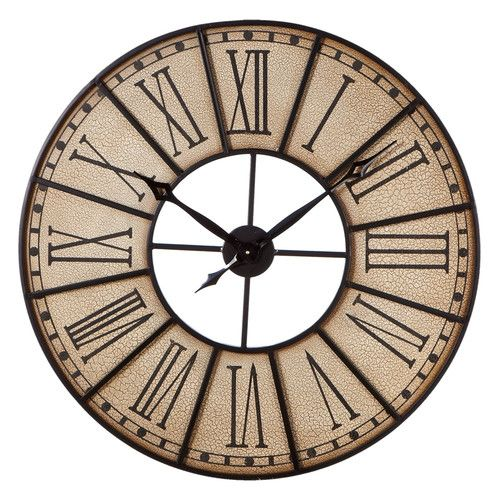 Oversized Eisenhauer 30 Quot Wall Clock Clock Farmhouse