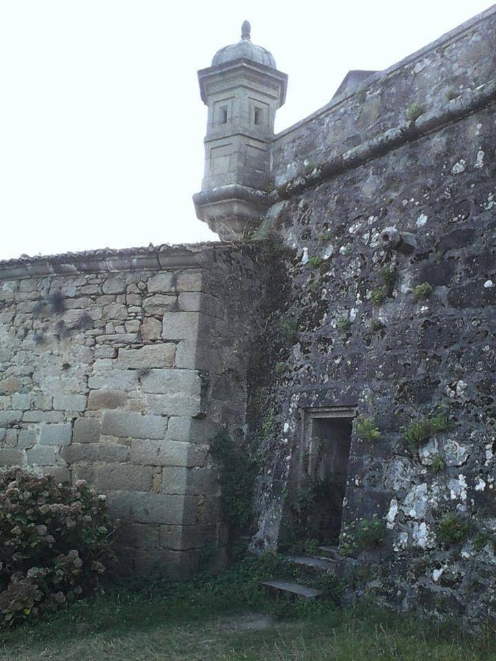 Otro maravilloso rincon. Castillo de San Felipe -Ferrol -España