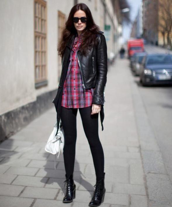 Factory New Fashion Women Genuine Sheepskin Leather Jacket Brand Design Casual Slim Short Black Coat Jaqueta ZH073C $162.49