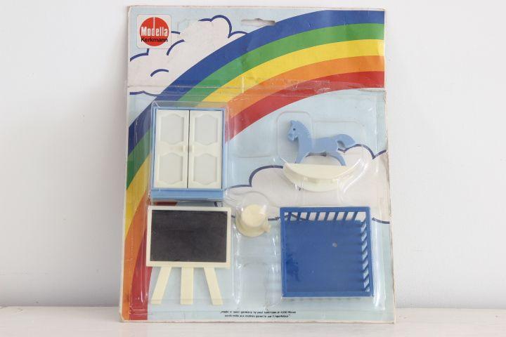 Modella poppenhuis meubeltjes te koop bij zolderwinkel for Poppenhuis te koop