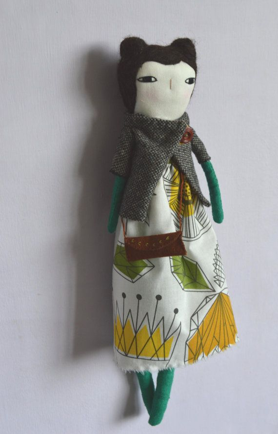 Simone an Art Doll Free Insured Shipping by maidolls on Etsy ...