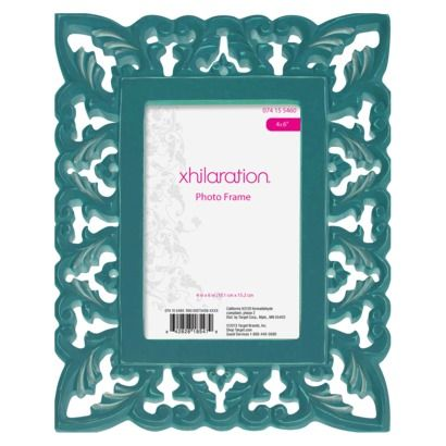 Xhilaration® Picture Frame - Deep Turquoise (4X6\