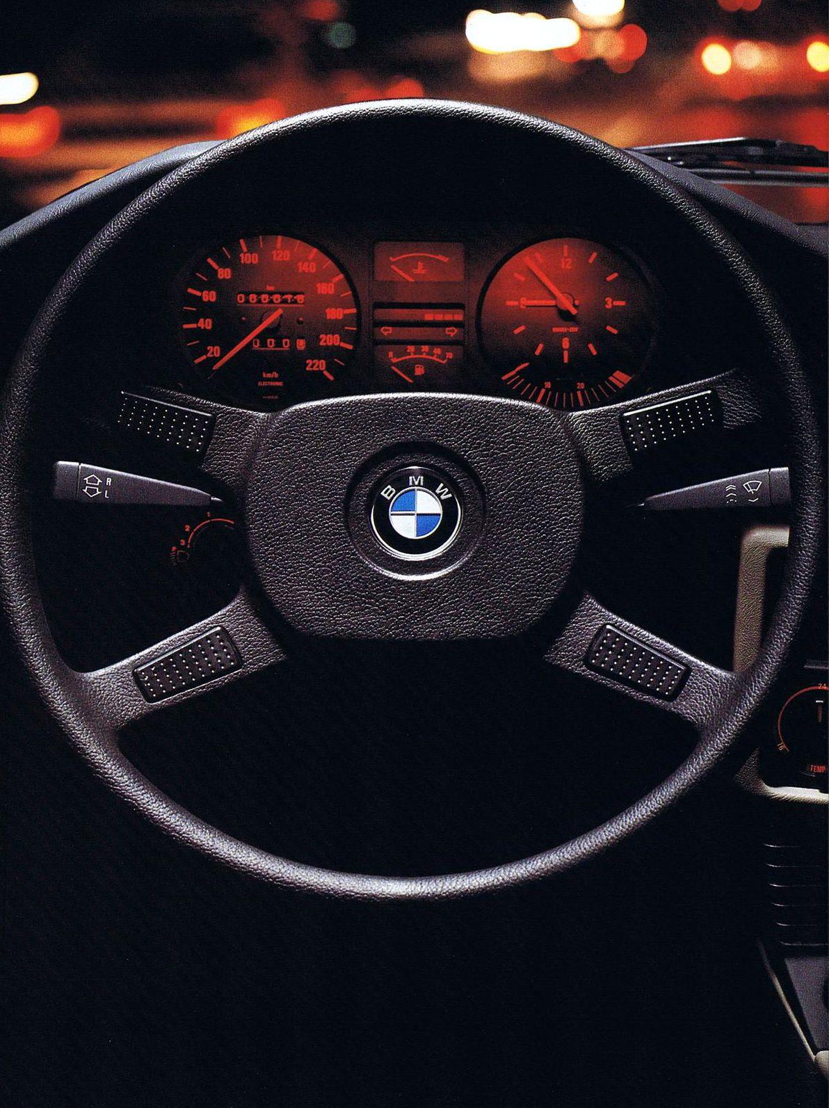 1981 Bmw 518 Bmw E28 Bmw Bmw Interior