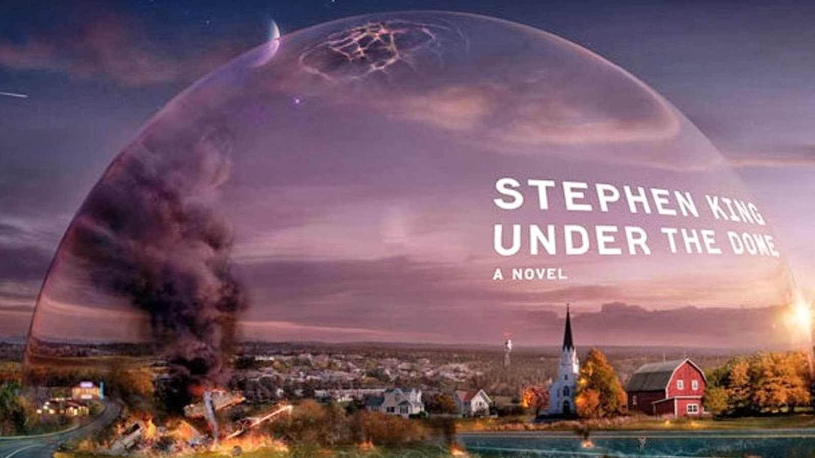 Under The Dome Wallpaper Google Search Stephen King