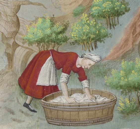 Photo of A Day in the Life of… Henry VIII's Laundress