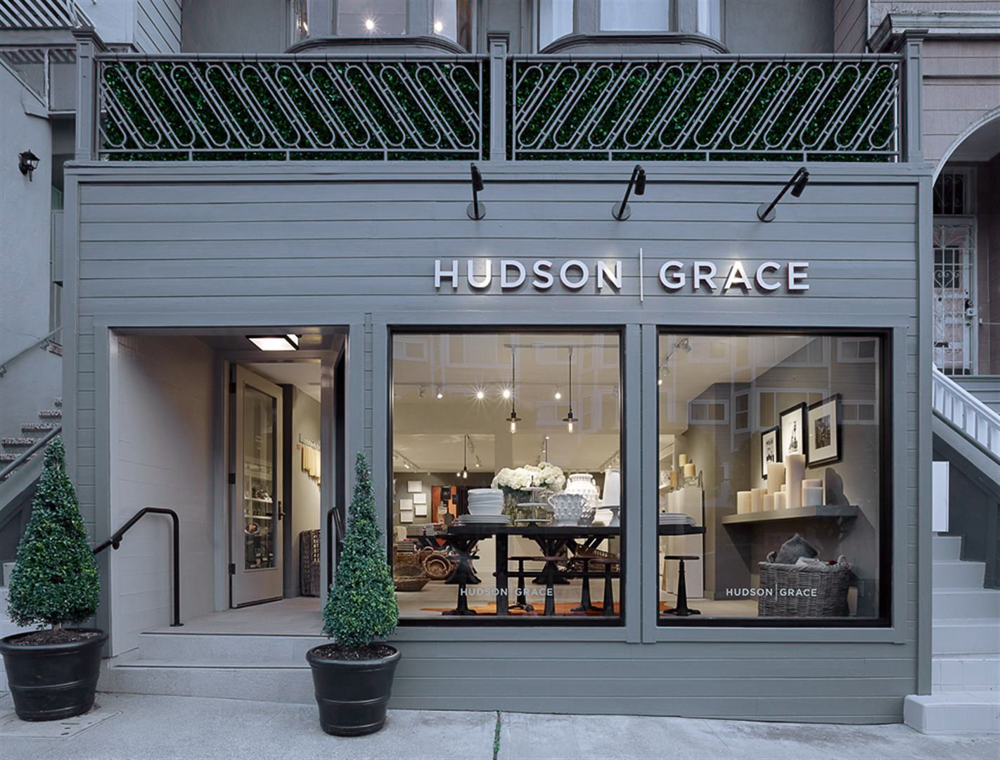Hudson Grace our friends and neighbors on Sacramento
