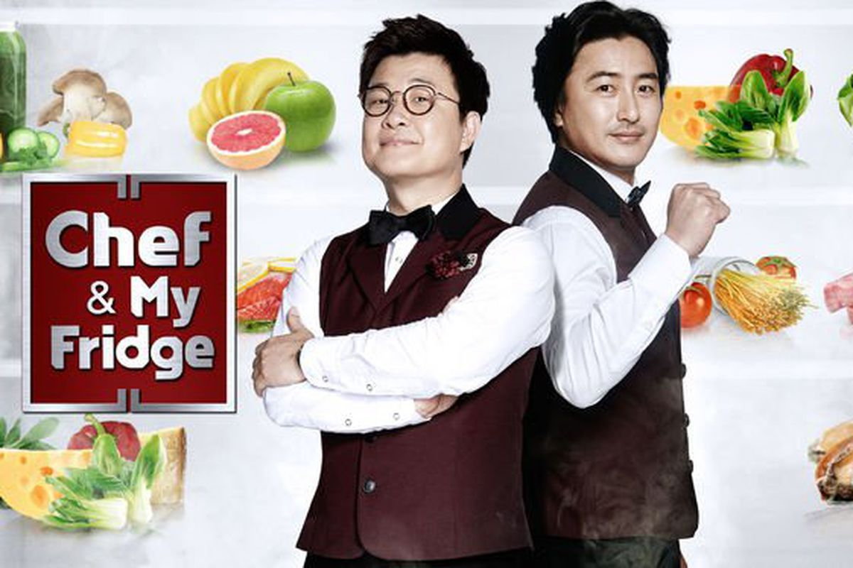 Chef And My Fridge Cooking Competition Netflix Chef
