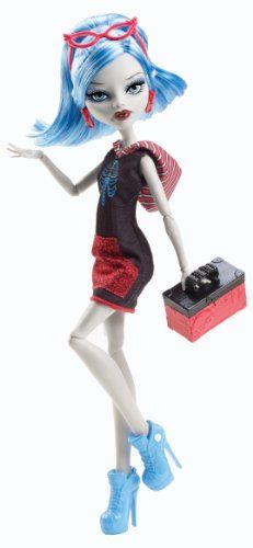 Monster High Basic Travel Ghoulia Yel... $8.99 #topseller