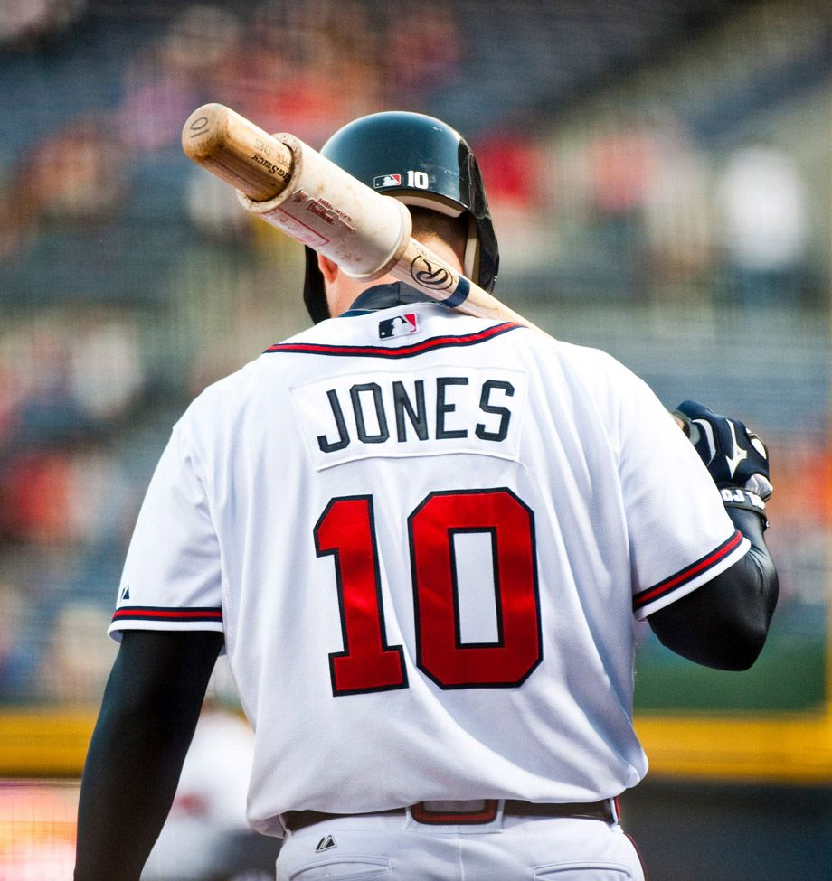 Mlb Week 1 50 High Quality Photos Chipper Jones Of The Atlanta Braves Chipper Jones Atlanta Braves Baseball Atlanta Braves