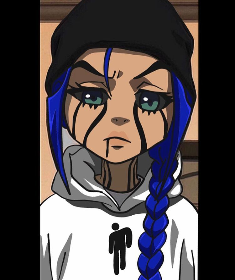 Billie Eilish When The Party S Over Fan Art Done By Yours Truly