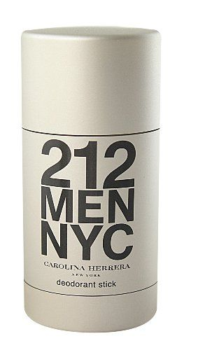 Carolina Herrera 212 Deodorant Stick for Men, 2.1 Ounce - http://www.theperfume.org/carolina-herrera-212-deodorant-stick-for-men-2-1-ounce/
