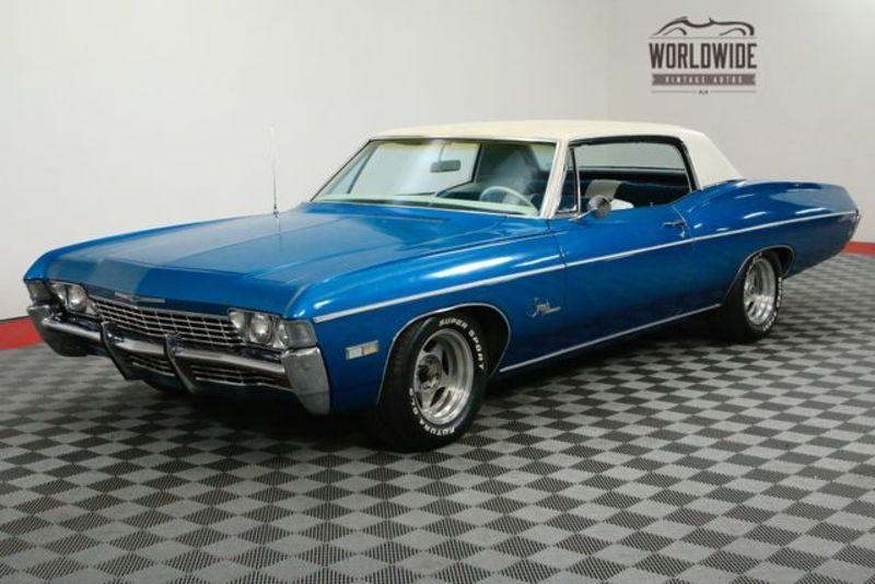 1968 Chevrolet Impala For Sale Denver Co Oldcaronline Com Classifieds Chevrolet Impala Classic Cars Chevrolet