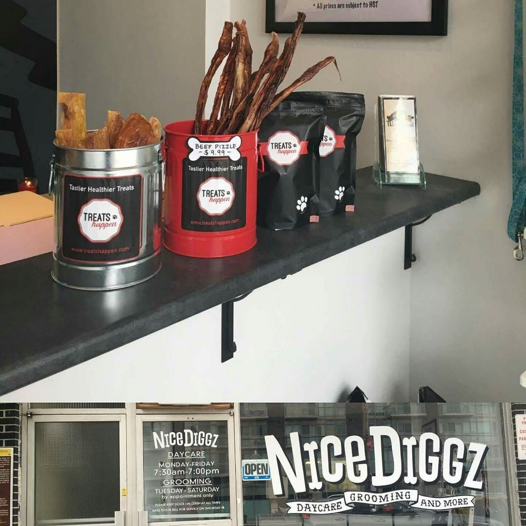 In need of some treats and a wash? Head over to @nicediggz! Our latest retailer in #Toronto