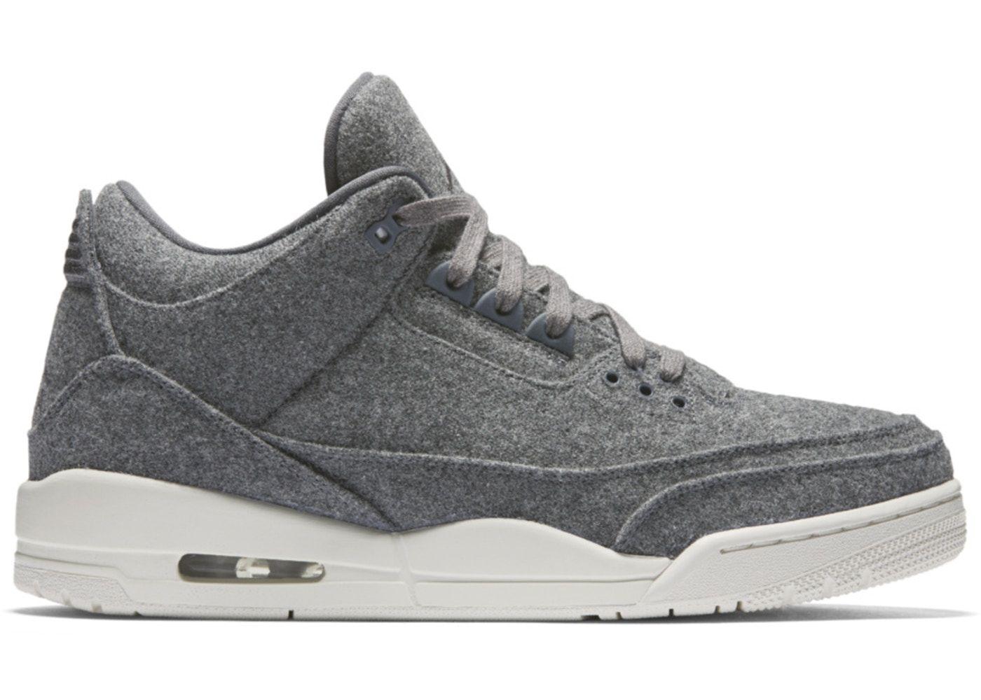 bf455447 Jordan 3 Retro Wool in 2019 | Coming Soon | Air jordans, Jordans ...