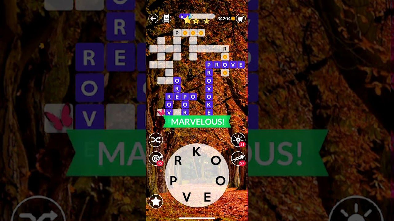 Wordscapes Daily Puzzle Oct 20 Answers (Wordscapes Daily ...