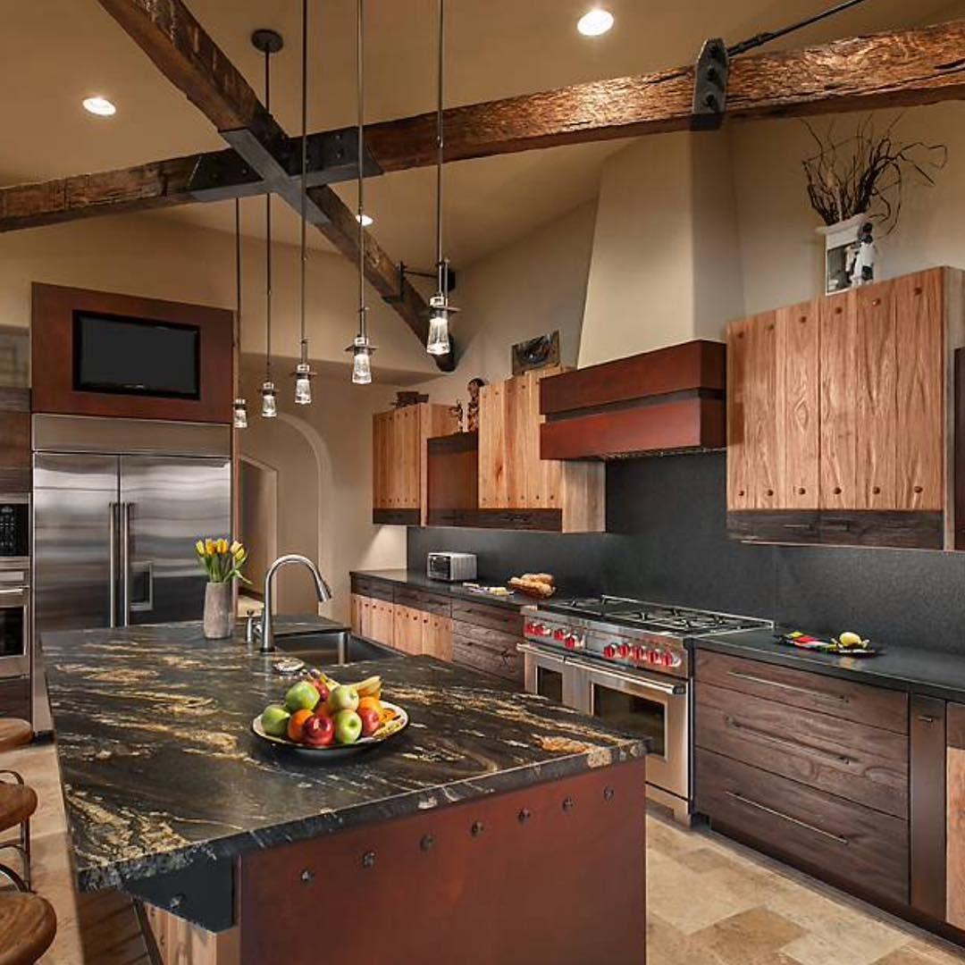 Reformed Sf Loft By Wardell Sagan Projekt: Consulta Esta Foto De Instagram De @kitchen_design_ideas