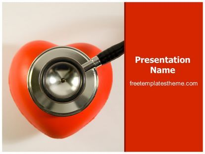 download free healthcare powerpoint template for your