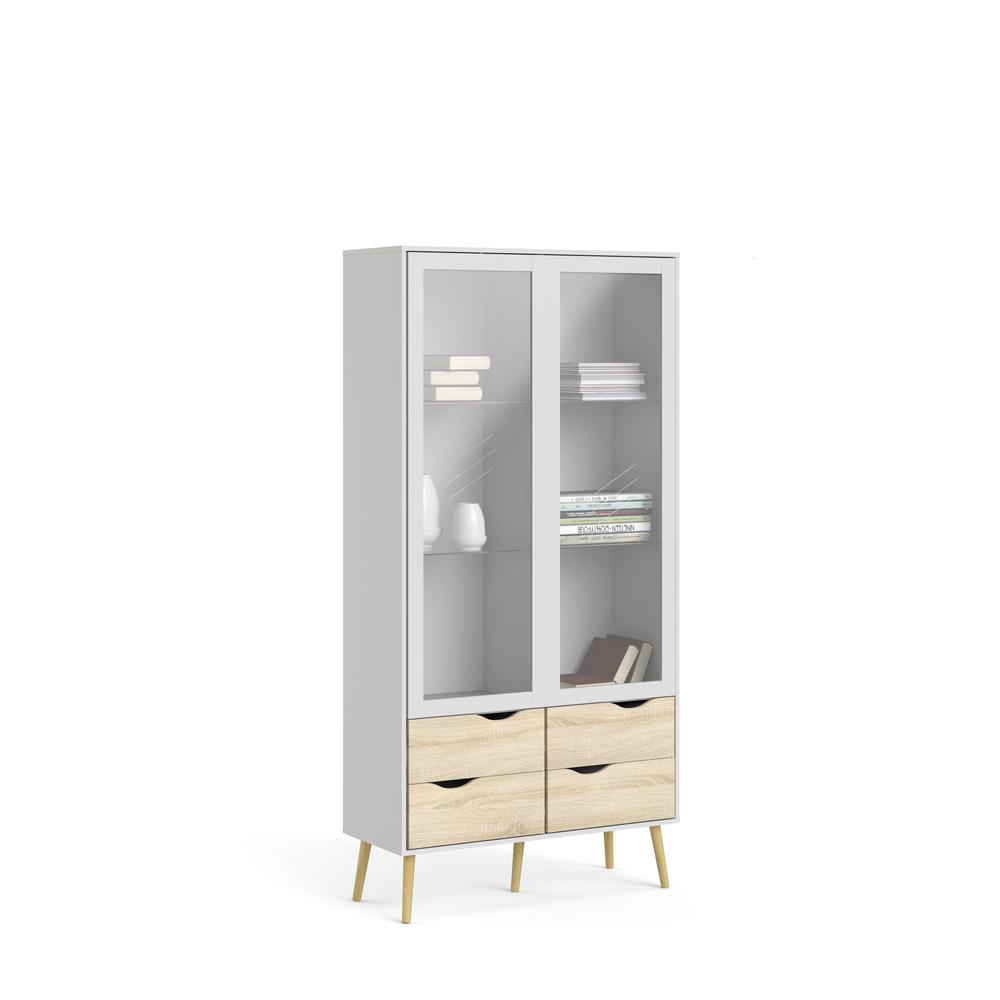 Furniture Lighting Decor Office Supplies More Bisonoffice Com Tall Cabinet Storage Glass China Cabinet White Sideboard [ 1000 x 1000 Pixel ]