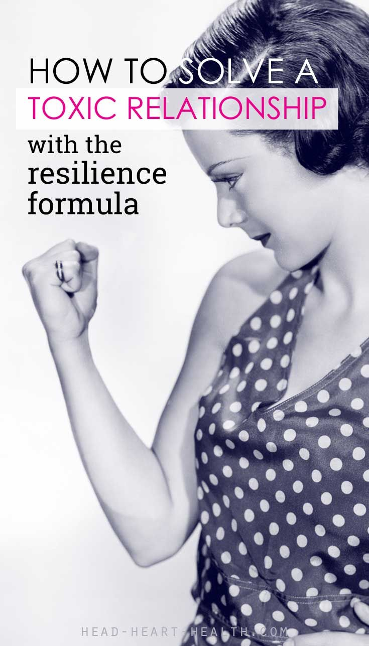 Nearly every day I get emails from women who find themselves in difficult relationships. Their situations are complex and painful leaving them struggling to know what to do. Whatever situation you're in, you can apply the Resilience Formula which provides you with four choices.