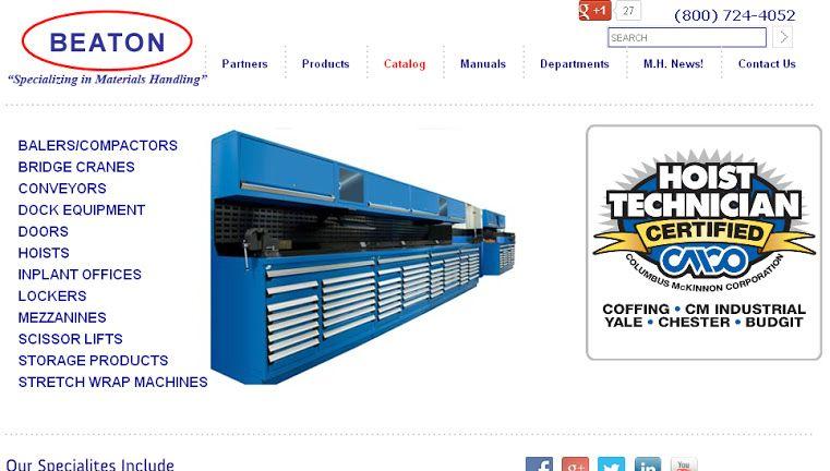 Jon Fuchs 1 S Google Material Handling Conveyors Metal Fabrication