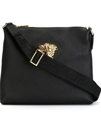 bb510492834b Versace Medusa messenger bag