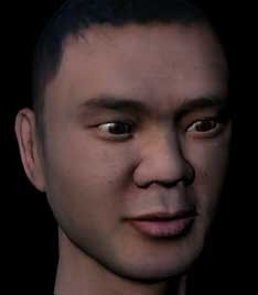 Asian face modelling