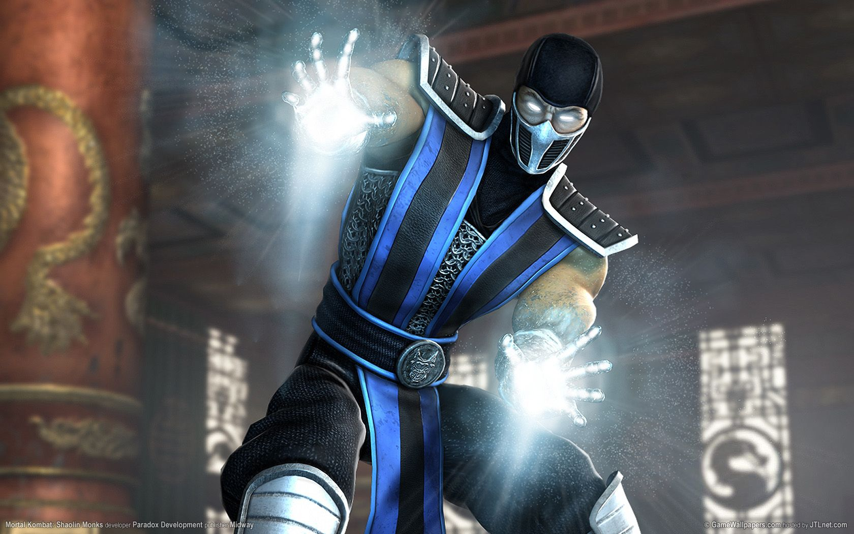 Mortal Kombat Wallpaper Mk Wallpapers Mortal Kombat Mortal Kombat Characters Mortal Kombat Shaolin Monks