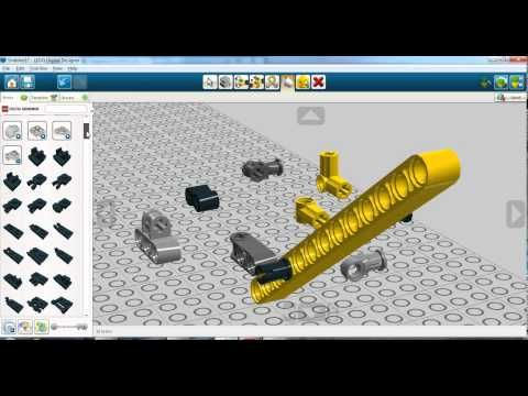 Lego Designer Software