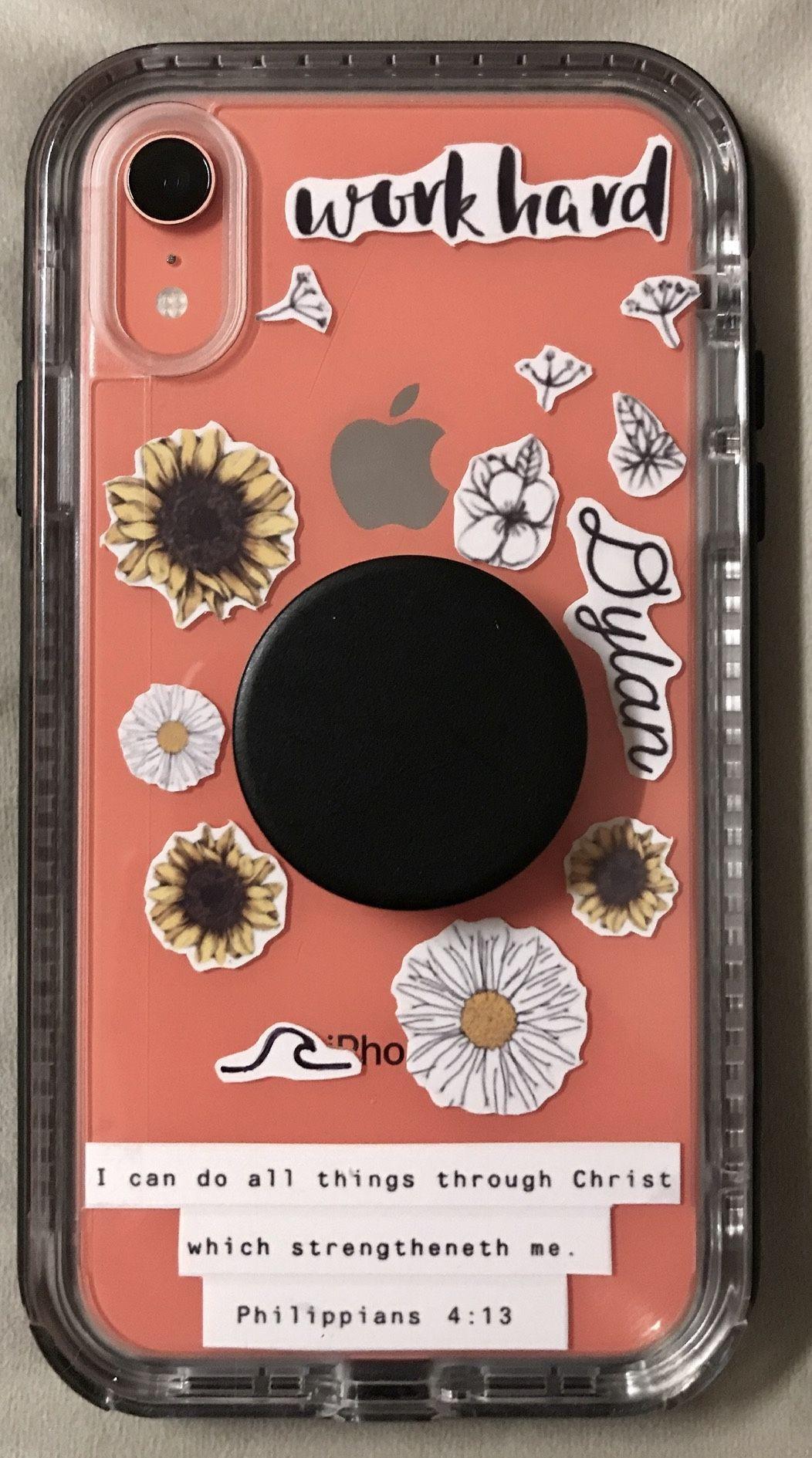 Aesthetic phone case Xr 💫🌻😍 - #aesthetic #Case #phone ...