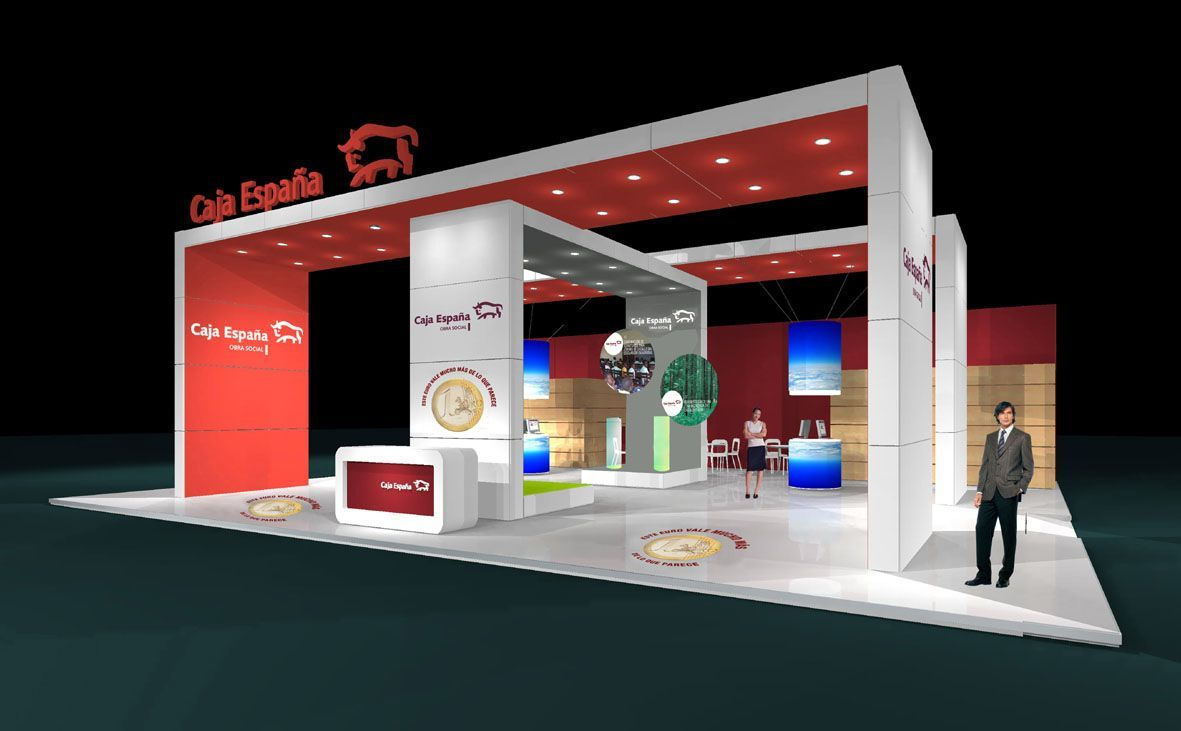 Exhibition Stand Synonym : Image gallery stands