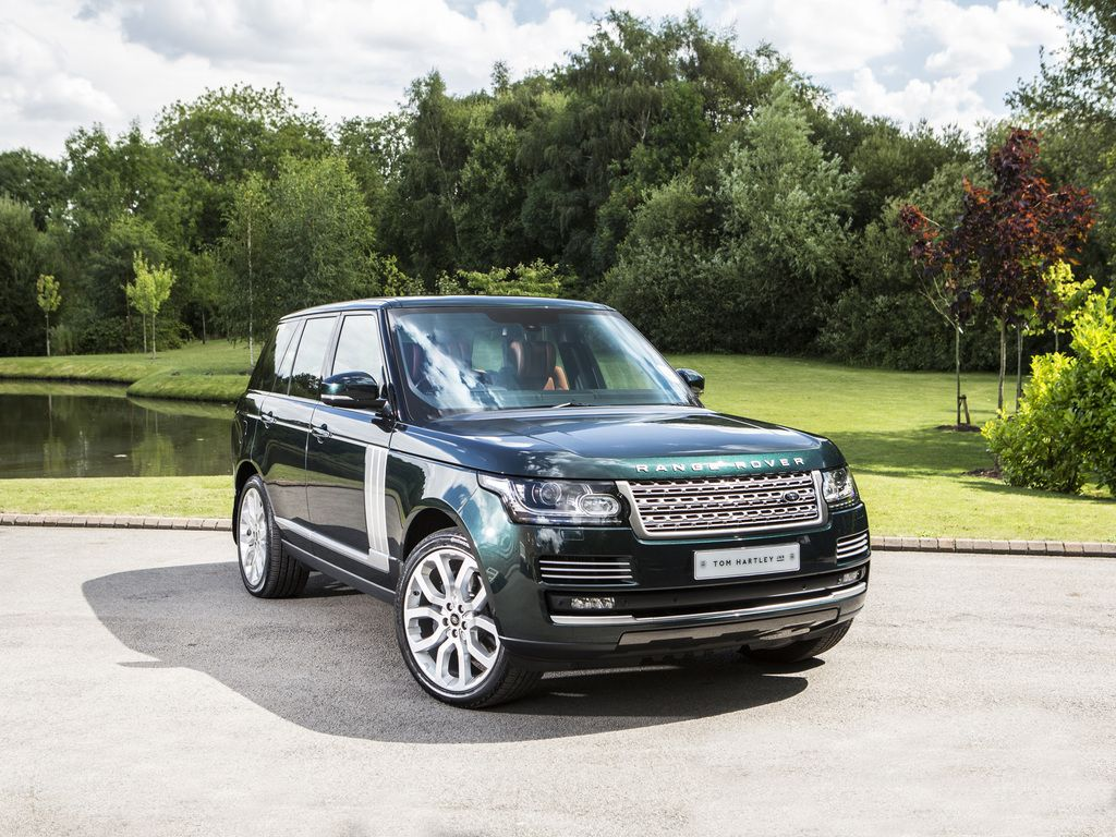 2013 LAND ROVER Range Rover 4.4 SDV8 Autobiography Aintree