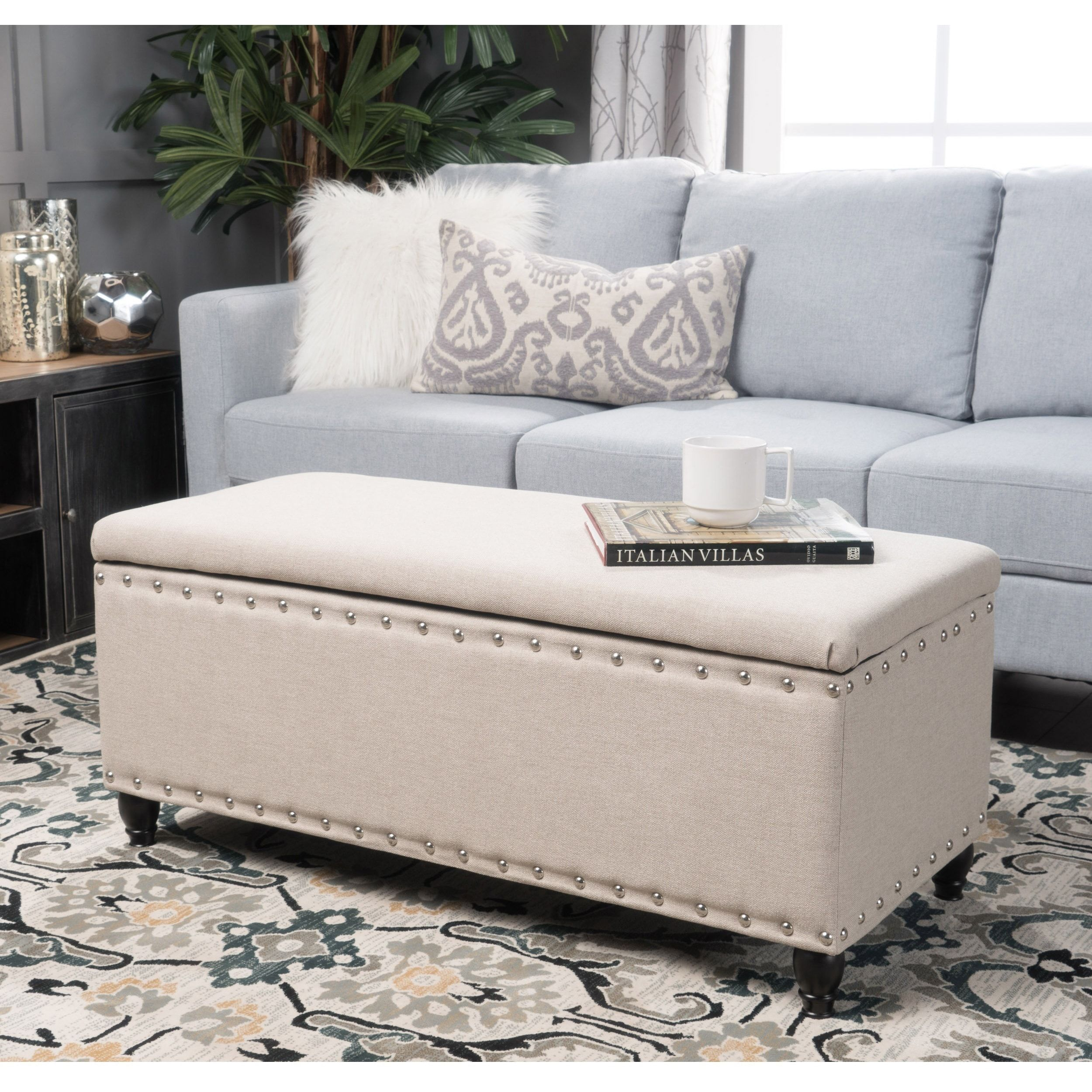 Overstock.com: Online Shopping   Bedding, Furniture, Electronics, Jewelry,  Clothing U0026 More. Storage Ottoman ...