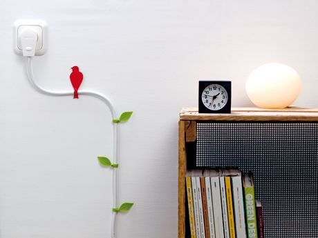 Office Accessories - Wire Blooms