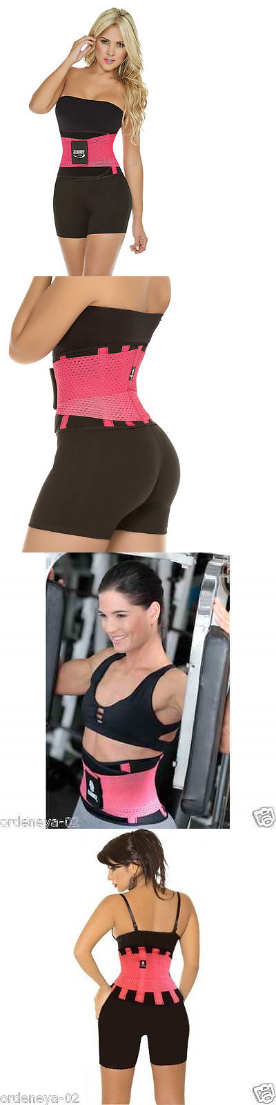 6067e18337a Shapewear 11530  Tecnomed 70-30 Pink Fitness Thermo Shaper Original  Cinturilla Xtreme Miss Belt -  BUY IT NOW ONLY   35.68 on eBay!