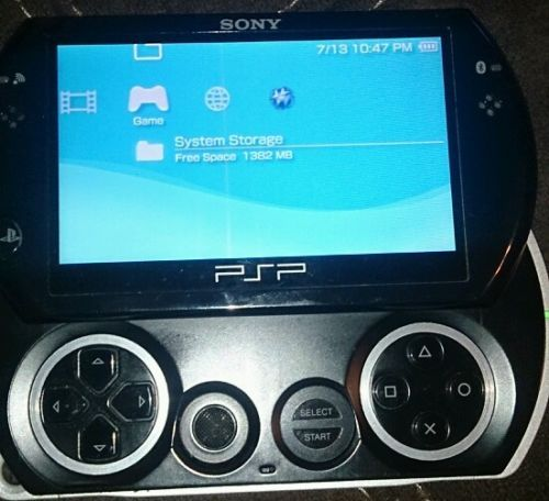 Soft Modded Sony PSP go Handheld System With 1000 Games in Video Games & Consoles | eBay