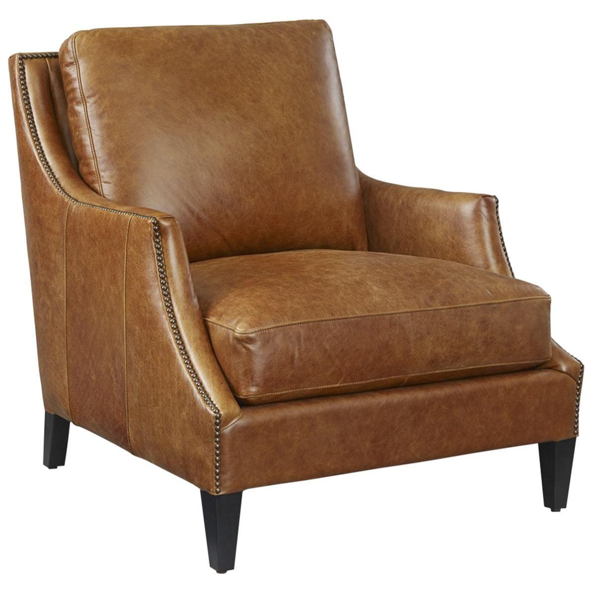 Jane Leather Chair In Ten Gallon Hat Hoss