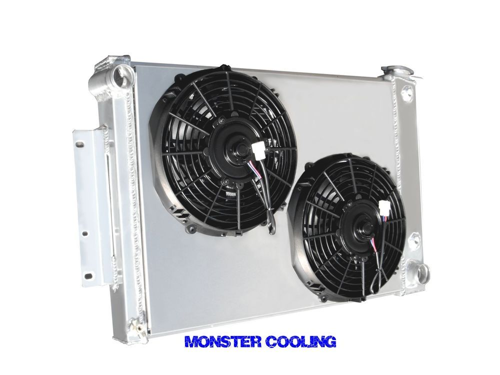 W Fan Mounting Kits And Custom Shroud Champion Cooling Systems