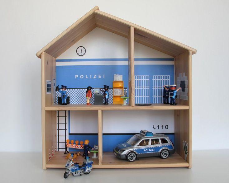 Kindergeburtstag Polizei DIY Zubehör zum kostenlosen