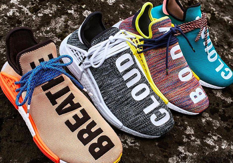 d992231900f31 Pharrell adidas NMD Human Race Trail Release Info