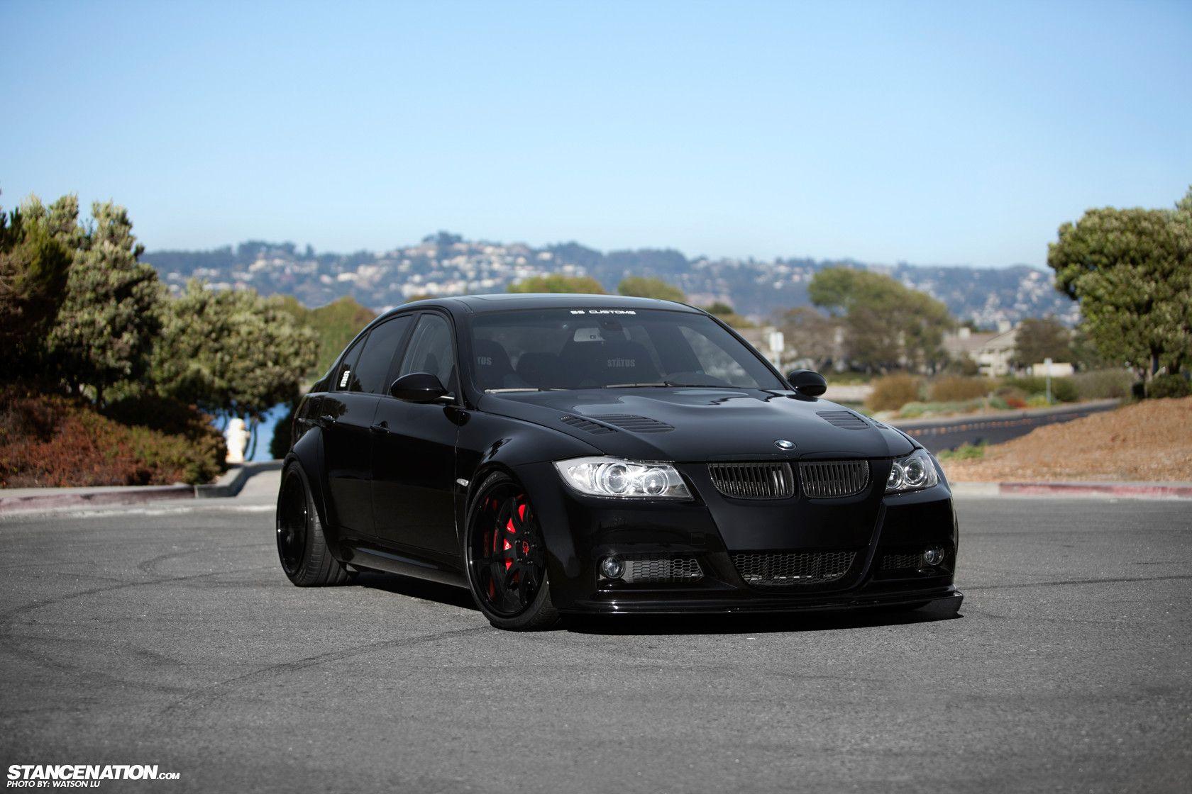Custom Widebody BMW 3 Series