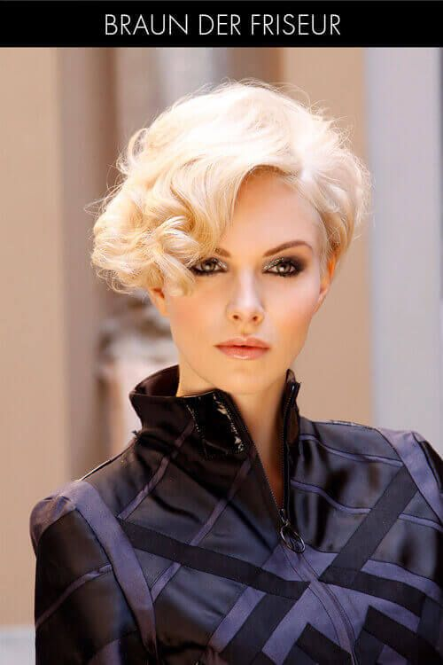 Sophisticated Short Layered Hairstyle | Hair & Beauty | Pinterest ...