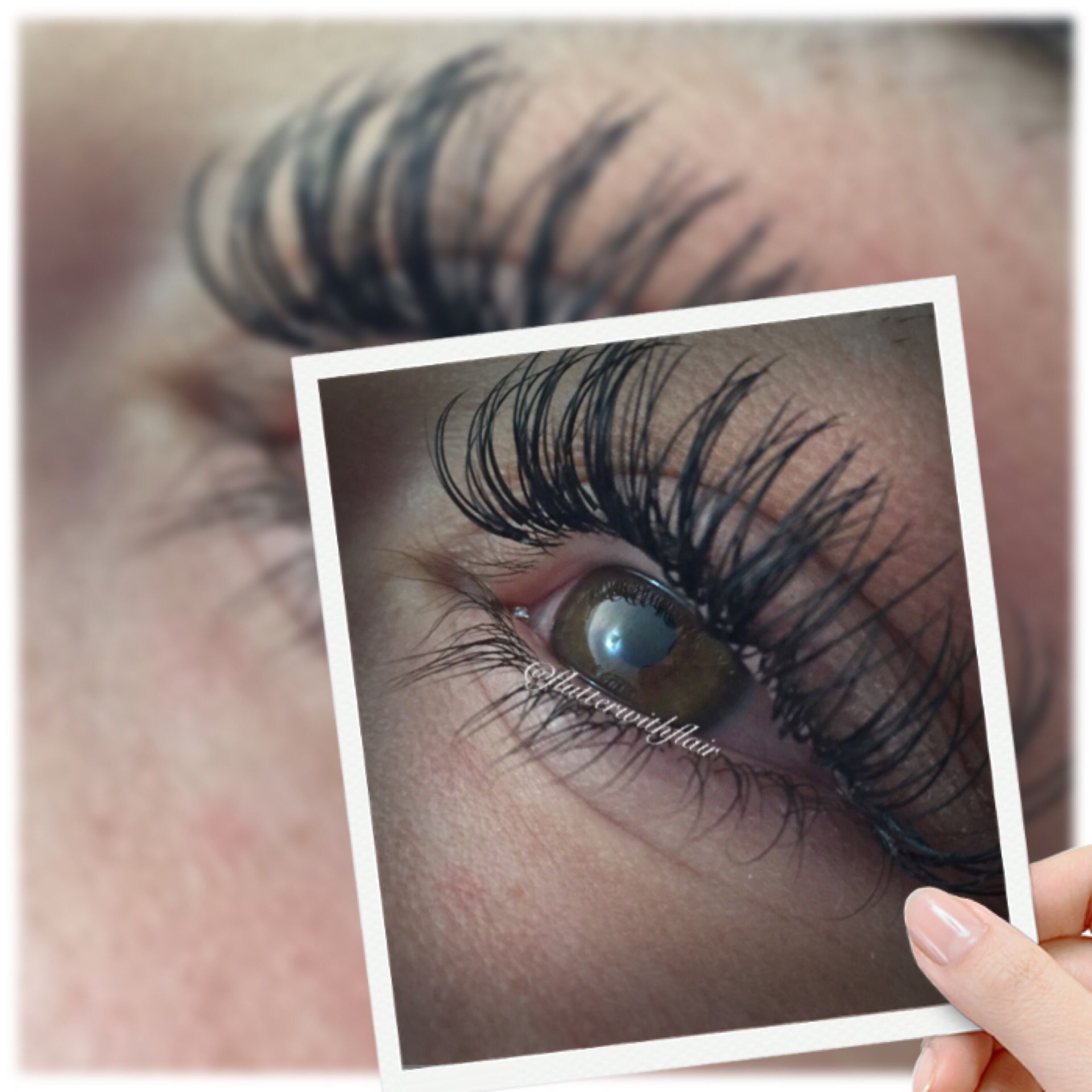 a93b8f79bba Classic lash extensions in sizes 12-15 mm, D curls | Beauty ❤ in ...