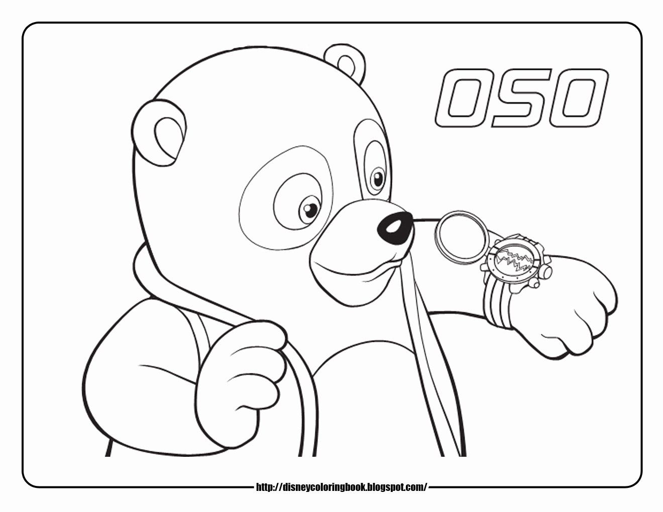 Coloring Pages Disney Junior Beautiful Disney Coloring Pages And Sheets For Kids Special Agent In 2020 Disney Coloring Pages Summer Coloring Pages Coloring Pages