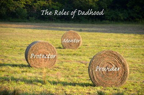 A 'dadless' father is one who does not show love to his children. http://www.michaelbyronsmith.com/1/post/2014/07/dad-blogging-and-dadless-fathers.html
