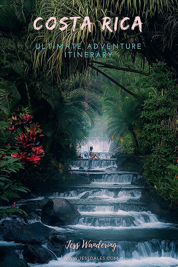 Photo of Chasing Waterfalls in Costa Rica — Blog —  Jess Wandering