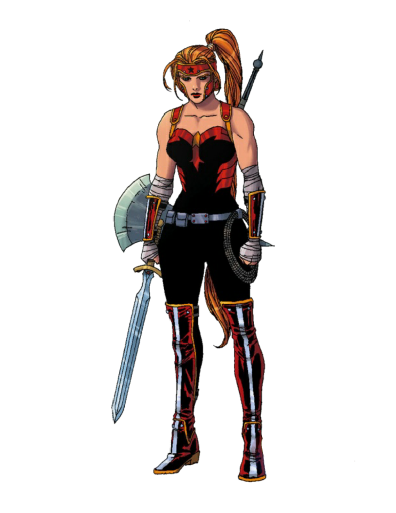 Artemis (Rebirth) Transparent by Asthonx1 Dc comics