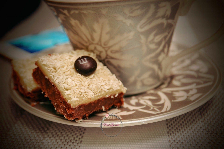 حلى بسكويت اولكر من الحلويات السهله والسريعه Desserts Food Cake